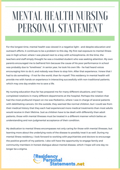 personal statement essay for nursing school We've provided these successful grad school sample essays to stimulate your creativity when you sit down to your write your own essay note the consistent structure of these compelling personal statements:.