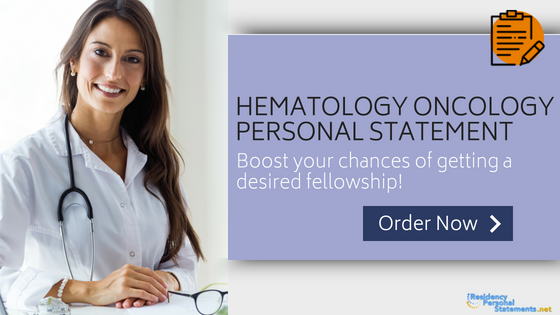 hematology oncology fellowship application help