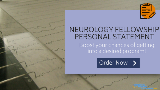 professional help with neurology fellowship