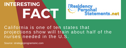 nurses training in California fact