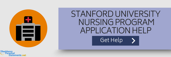stanford nurse residency personal statement