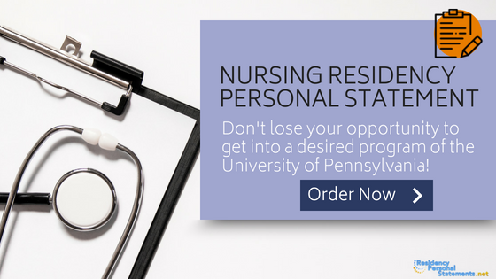 university of pennsylvania nursing application help