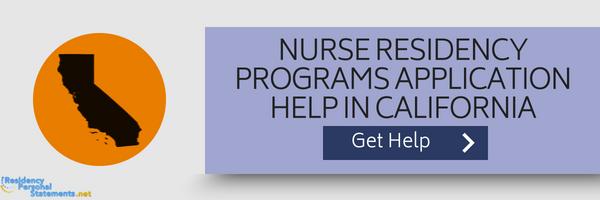 university of california nursing program application help