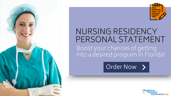 writing papers for nursing residency programs in florida