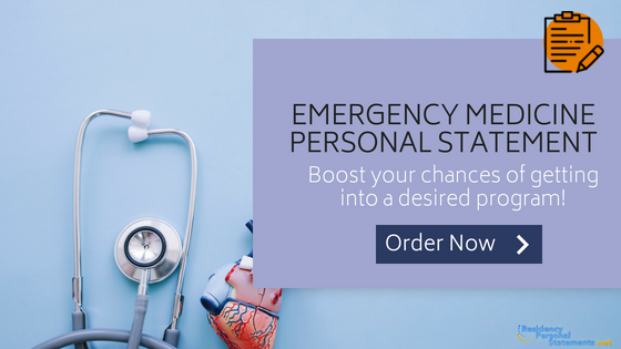 writing papers for emergency medicine residency programs