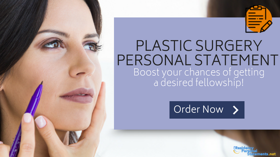 plastic surgery personal statement writing