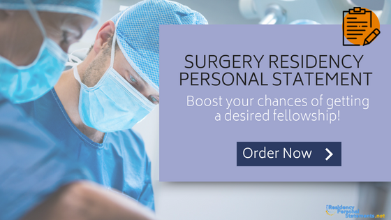 surgery personal statement writing service