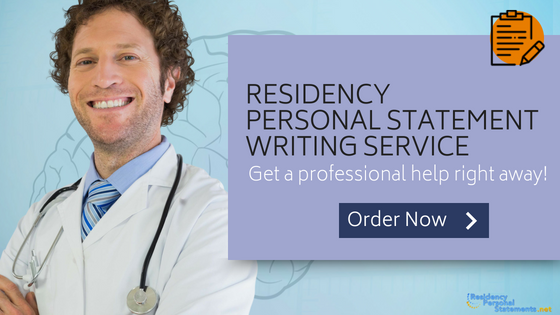 best residency personal statement writing services
