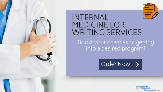 internal medicine lor writing service