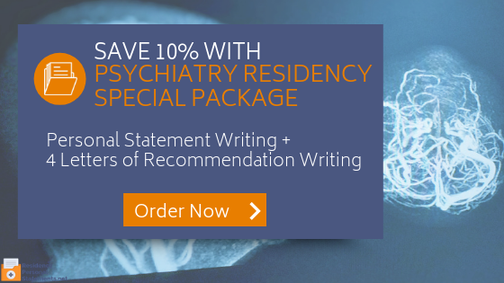 psychiatry letter of recommendation writing help